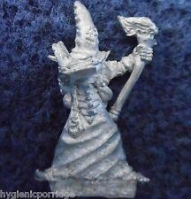 1987 Chaos Sorcerer 0209 22 CH5 Shreve the Inquisitor Citadel Warhammer Mage GW