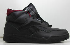 Reebok Shoes BB 4600 Mid Mens 11.5 4-21657 Black Vintage Deadstock Sneakers