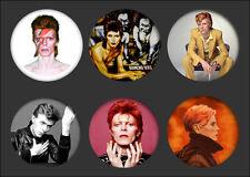 David Bowie Badges