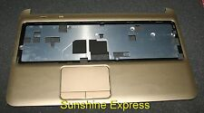New OEM HP 641497-001 Palmrest w/ Touchpad -Butter Gold for HP Pavilion DV6-6000