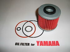 YAMAHA OIL FILTER O-RING KIT XV1100 Virago  XVS1100 Drag Star  cleaner element