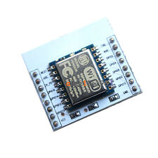 10pcs ESP8266 ESP-08 Remote Serial WIFI Module with IO Adapter Plate Expansion