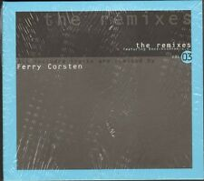 FERRY CORSTEN REMIXES 12 track NEW SEALED CD Kosheen ROOS Future Breeze FEARLESS