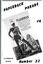 PAPERBACK PARADE #22, 1991, Flashman, George MacDonald Fraser, war, pulps, sexy