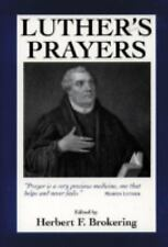 Luther's Prayers, Martin Luther, Good Book