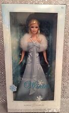 I DREAM OF WINTER BARBIE DOLL 2005 SILVER LABEL MATTEL J1742 MINT NRFB