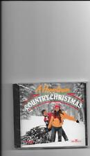 "A HOMETOWN COUNTRY CHRISTMAS, CD ""JUDDS, PAKE McENTIRE, FLOYD CRAMER, ED BRUCE"