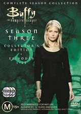 Buffy The Vampire Slayer: Season 3 (DVD, 2006, 6-Disc Set), NEW SEALED REGION 4
