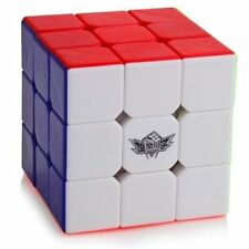 Cyclone Boys Magic Cube Stickerless 3x3 Speed cube 3x3x3
