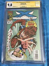 X-Factor #103 - Marvel - CGC SS 9.8 NM/MT - Signed by Jan Duursema
