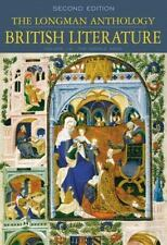 The Longman Anthology of British Literature, Volume 1A: The Middle Ages (2nd Edi