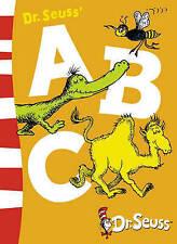 Dr.Seuss's ABC by Dr. Seuss (Paperback, 2003) New Book