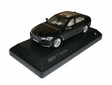 Original BMW 7er Limousine 750 Li (G12) Model car Miniature 1:43 Jatoba Brown