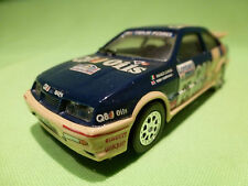 TROFEU 1:43 FORD SIERRA RS COSWORTH - RALLY 25 LOMBARD - RARE SELTEN - GOOD COND