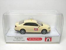 VW Jetta Taxi Sondermodell Modellbahn 2006