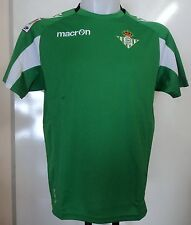 REAL BETIS 2012/13 AWAY SHIRT BY MACRON SIZE EU XXL BRAND NEW WITH TAGS
