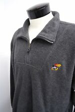 KU Kansas University Jayhawks College Basketball fleece sweater sz S mens #2892