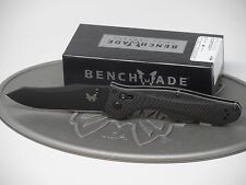 Benchmade Contego 810DLC-1602 Osborne Limited Edition Knife M390 Carbon Fiber