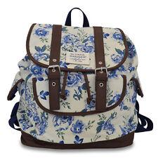 Sloane Ranger Vintage Floral Slouch Backpack (SALE!)