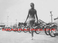 """Bikini Beach"" 1960s Movie ""Bikini Babe"" & ""SlingShot"" Top Fuel Dragsters PHOTO!"