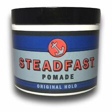 STEADFAST POMADE Hair Gel Water Based 4OZ Greaser Shine Shiny Greaser Rockabilly