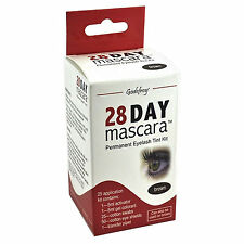Godefroy 28 Day Mascara Permanent Eyelash Tint Kit: - Brown Color - 33035