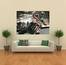 MOTOCROSS BIKE MOTORBIKE  NEW GIANT POSTER WALL ART PRINT PICTURE X1377