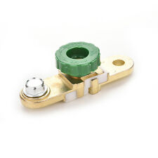 Green Head Car Cut Off Switch Side Post Battery Master Disconnect Isolator UK17