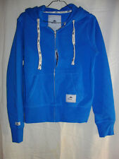 NEW Roots 73 Canada Ladies Turquoise Full zip hoodie size medium