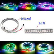 1M WS2811B SMD 5050 RGB Flexible LED Strip Lights 144 Leds Waterproof 5V Light