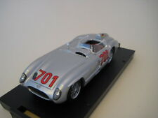 Brumm Mille Miglia 1955 1/43 Mercedes-Benz 300SLR /Kling Made in Italy