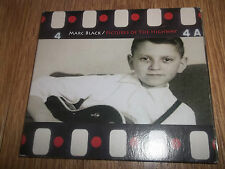 """MARC BLACK """" PICTURES OF THE HIGHWAY """" 12 TRACK CD DIGIPAK ALBUM"""