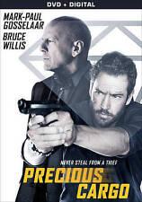 Precious Cargo [DVD + Digital],Excellent DVD, Claire Forlani, Mark-Paul Gosselaa