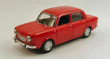 Simca Abarth 1150 1963 Rosso 1:43 Model BEST MODELS