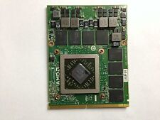 Dell Alienware 17 M17X R5 ATI R9 M290X  4GB GDDR5 Video Card MXM 3.0b V3G02