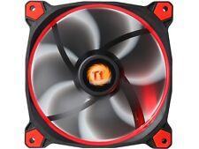 Thermaltake Riing 14 Series High Static Pressure 140mm Circular Red LED Ring Cas