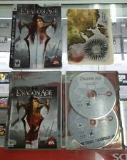 Dragon Age: Origins Collector's Edition (Sony PlayStation 3, 2009) w/ Steel Book