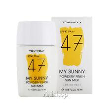 [TONY MOLY] MY SUNNY POWDERY FINISH SUN MILK SPF47 PA++ 45ml rinishop