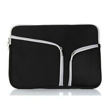 Zipper Sleeve Bag Case Cover for All Laptop 11 13 15 MACBOOK / PRO / AIR DELL HP