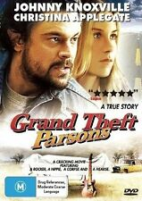 Grand Theft Parsons DVD (Johnny Knoxville / Christina Applegate)