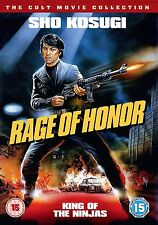 Rage of Honor (1985)     **Brand New DVD**  Sho Kosugi