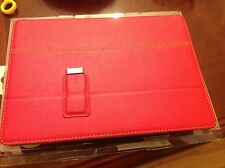 Apple iPad Air Pelle Smart Case Red SW-PELP5-R