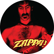 CHAPA/BADGE FRANK ZAPPA . pin button captain beefheart mothers of invention