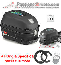 Tank Bag Ducati Monster S2r S4r S4rs 800 1000 Givi ST603 Tanklock Bf08 Tankbag
