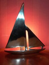 ART DECO STYLE SAILING YACHT BOAT SHIP NAUTICAL LAMP LIGHT VERY DECO
