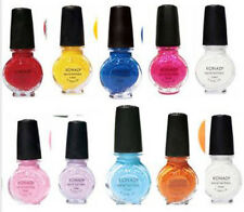 10x KONAD SPECIAL POLISH FOR NAIL ART DESIGN Assorted Colors