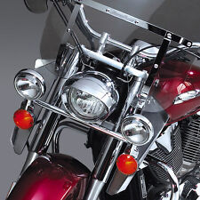 National Cycle Chrome Lower Deflectors 1998-2014 Yamaha XVS650 V Star Custom