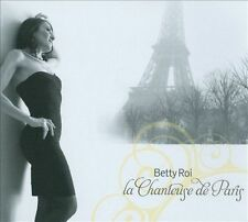 1 CENT CD La Chanteuse De Paris - Betty Roi FRANCAIS/CHANSONS