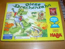 Haba Nr. 4319 - Diego Drachenzahn, Kinderspiel des Jahres 2010 **