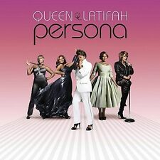 Persona * by Queen Latifah (CD, Aug-2009, Flavor Unit)